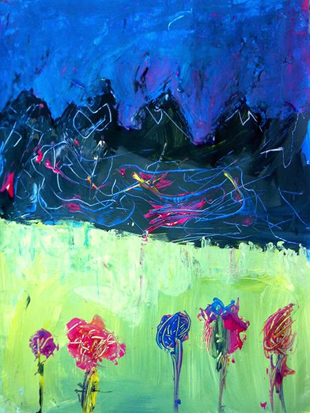 Dessin Peinture Enfants Atelier Du Petit Lézart