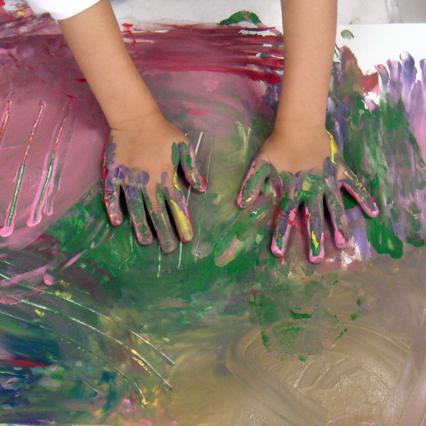 01-peinture au doigt